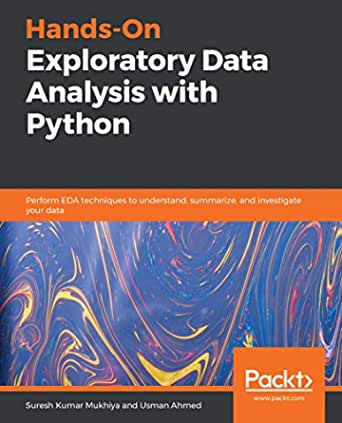 Book Review: Hands-On Exploratory Data Analysis with Python