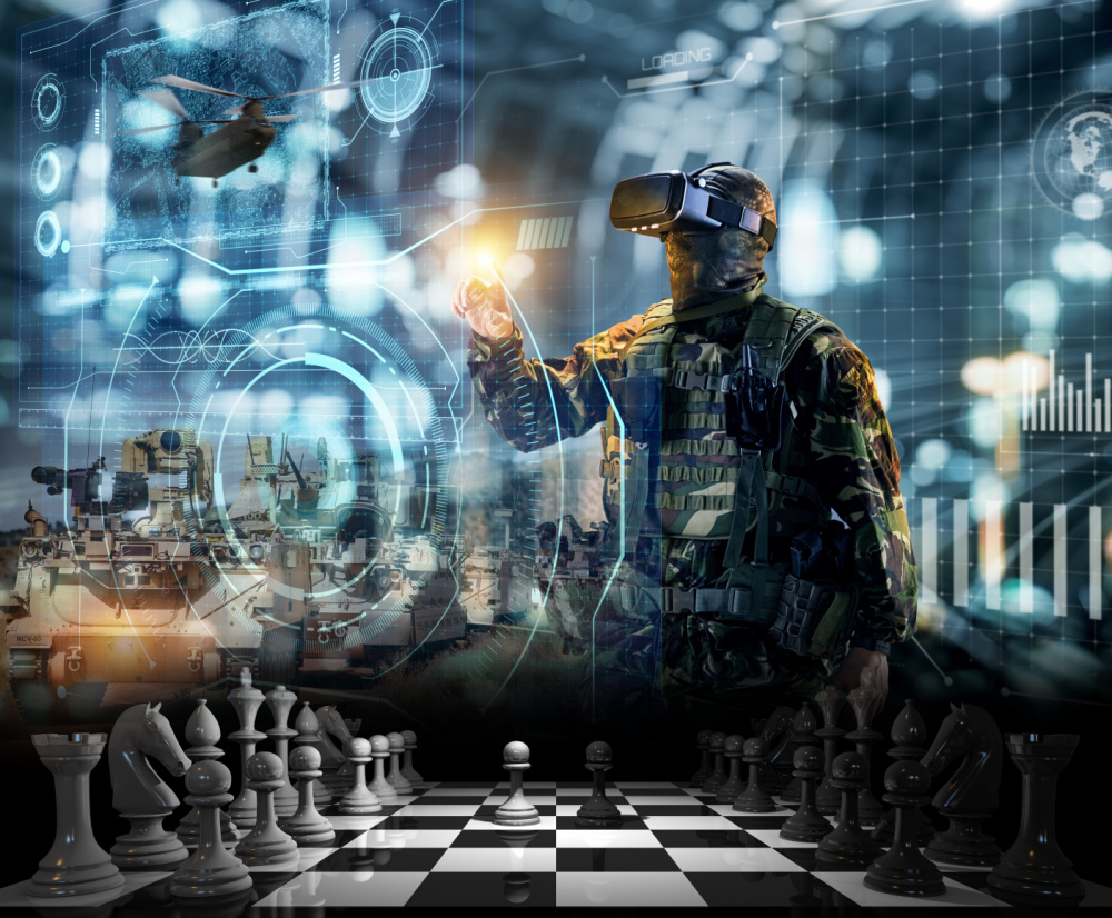 The ultimate game of chess: war games, machine learning, and artificial intelligence