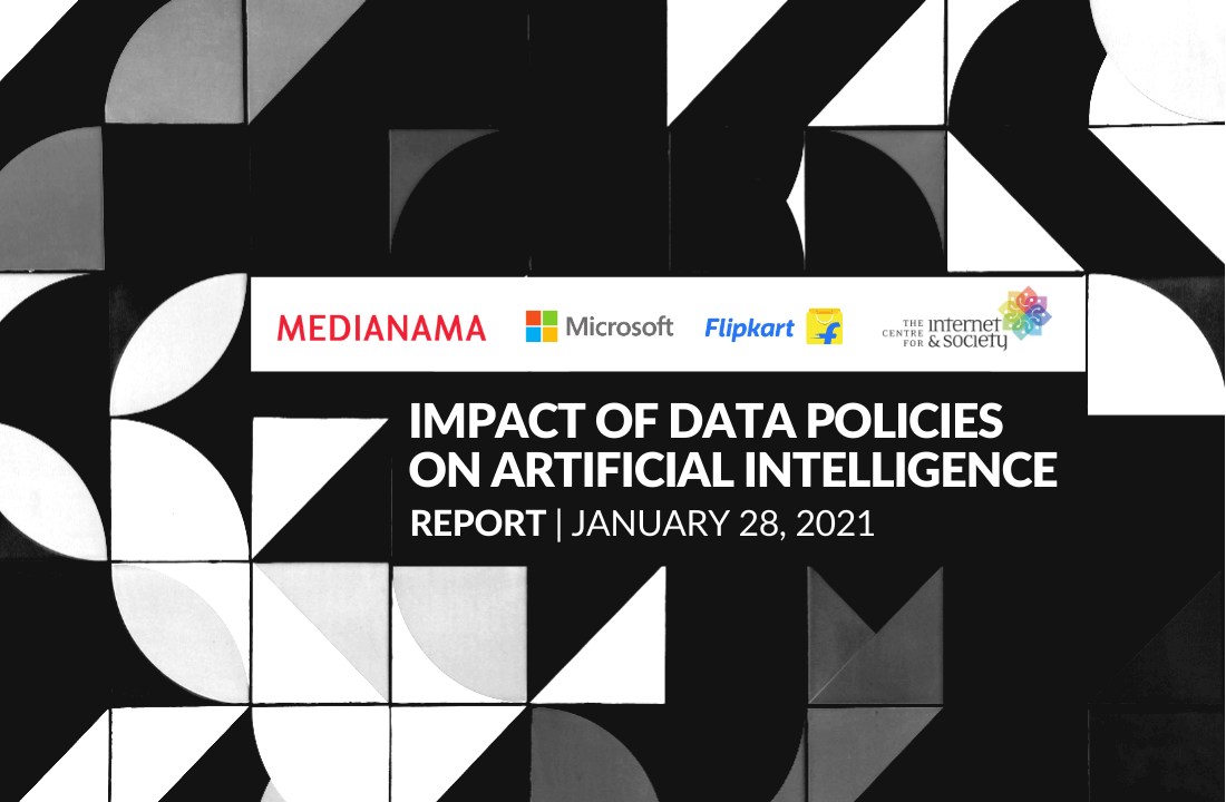 Event Report: Impact Of Data Policies On Artificial Intelligence