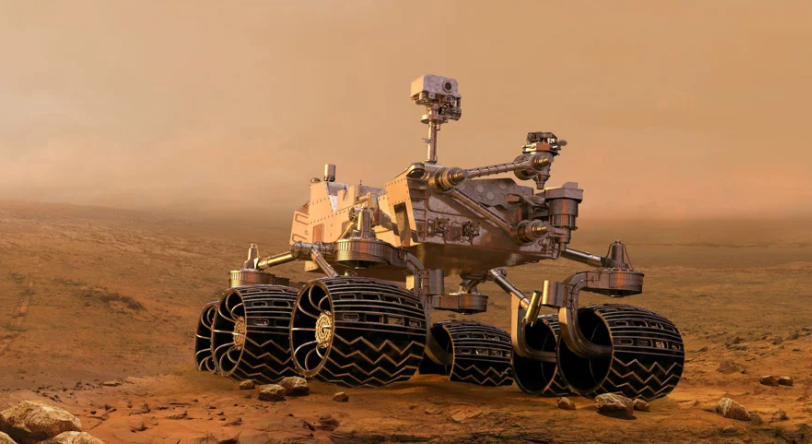 ARTIFICIAL INTELLIGENCE, IOT SENSORS TECH, ABOARD NASA'S PERSEVERANCE ROVER