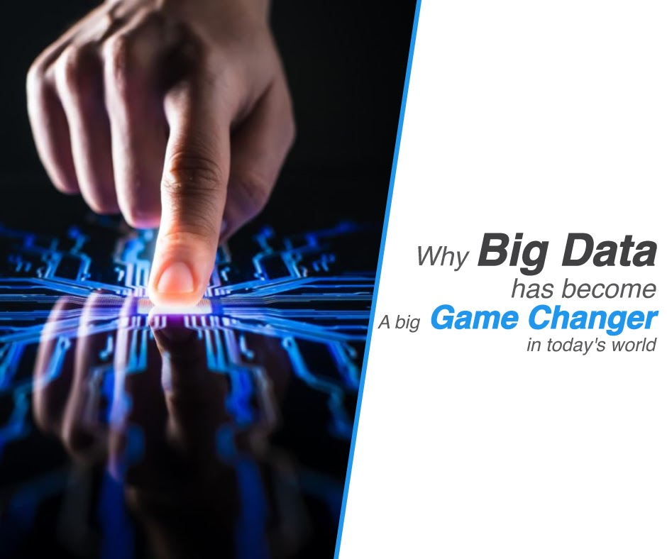 Why Big Data Has Become A Big Game Charger In Today's World