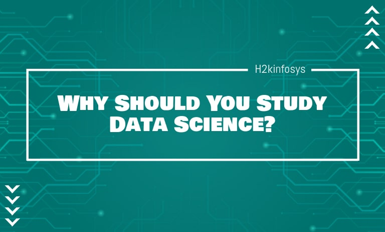 Why Should you Study Data Science?