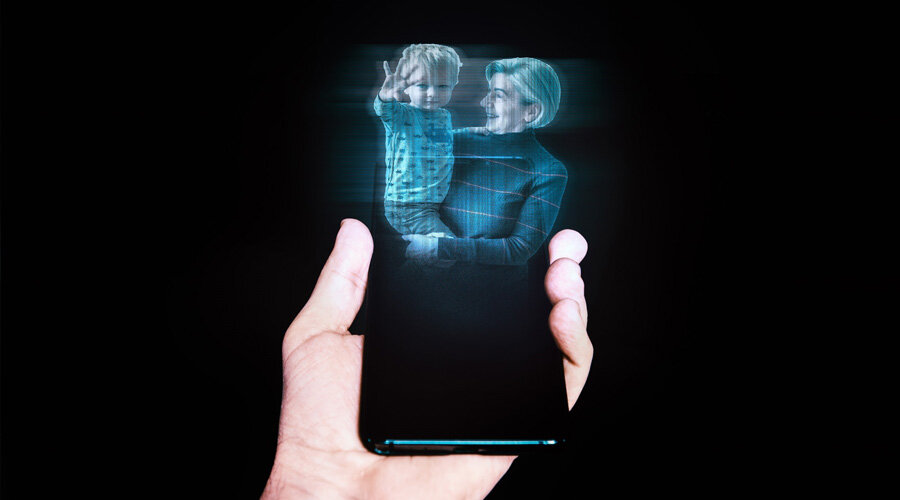 ARTIFICIAL INTELLIGENCE IS MAKING 3D HOLOGRAMS POSSIBLE ON SMARTPHONES