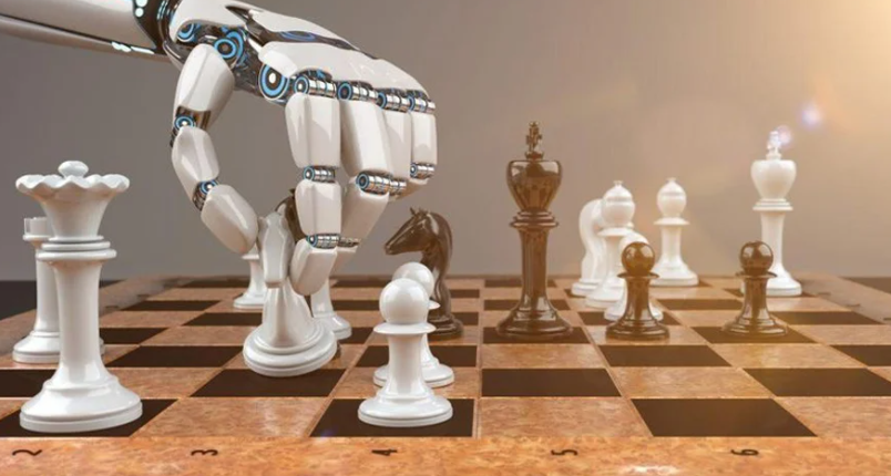 AN ARTIFICIAL INTELLIGENCE PROGRAM THAT MAKES MISTAKES? YES, IT EXISTS!