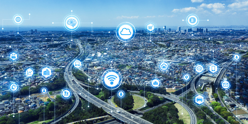 Smart materials could pose solution for big-data bottleneck in future cities