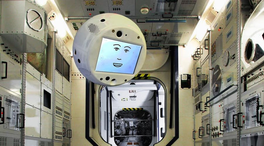 AI ASTRONAUT: CIMON WORLD'S FIRST FLYING AI ASSISTANT INTO ISS