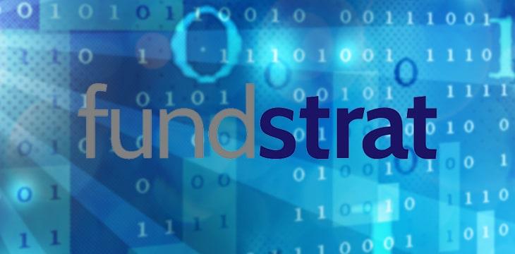 Fundstrat report calls BSV a 'Web 3.0 platform' for Big Data services