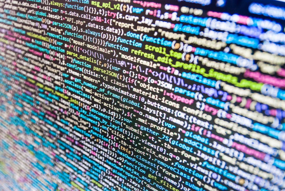 Where are technology and communications companies focusing their big data hiring efforts?
